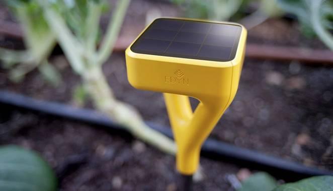 edyn smart sensor