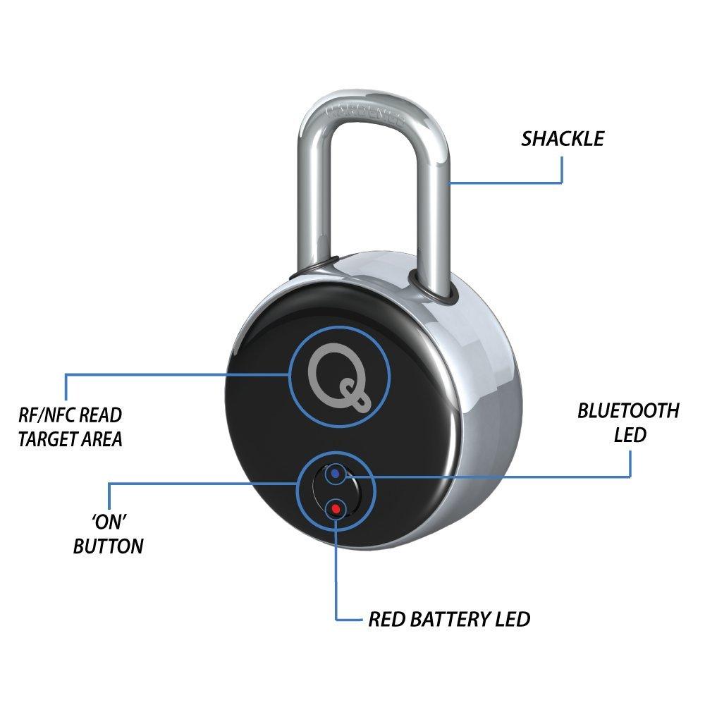 bluetooth nfc smartlock