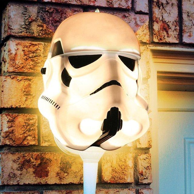 Star Wars Stormtrooper Porch Light