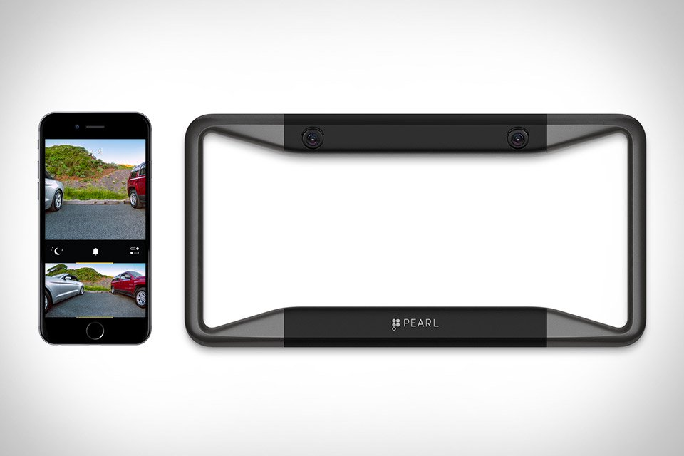pearl rearview camera