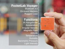 PocketLab Voyager & Weather